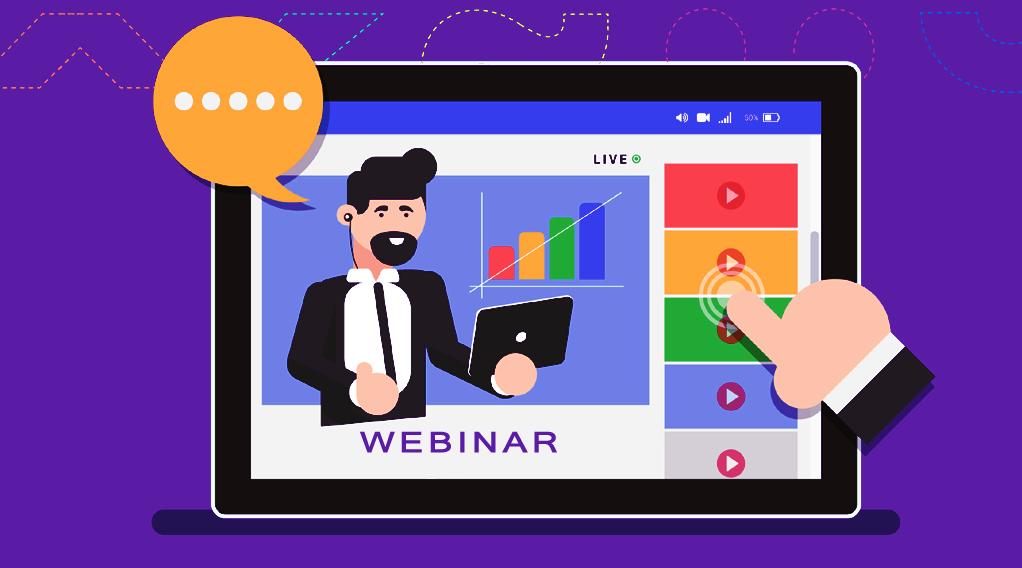 Webinar – cos'è, come organizzarlo e come usarlo per attrarre nuovi clienti? - Traduzione professionale per ogni azienda